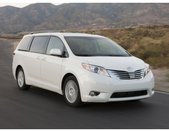 Photo toyota sienna 2