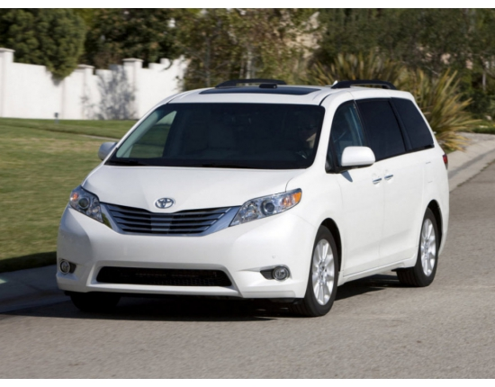 Photo toyota sienna 3