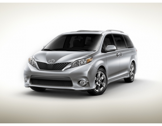 Photo toyota sienna 4