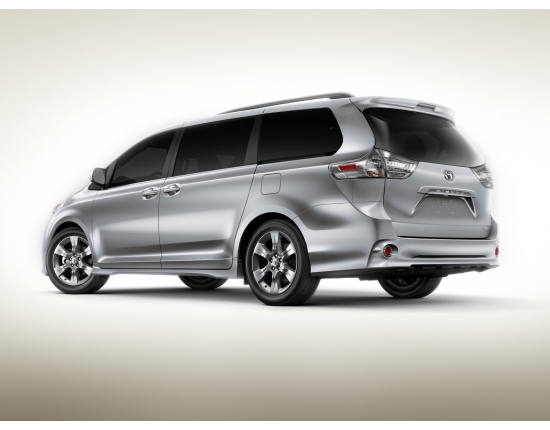 Photo toyota sienna 5