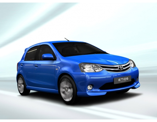 Photo toyota etios valco
