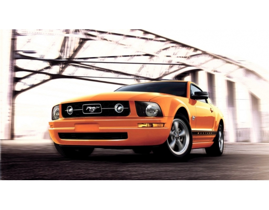 Photo hd ford mustang