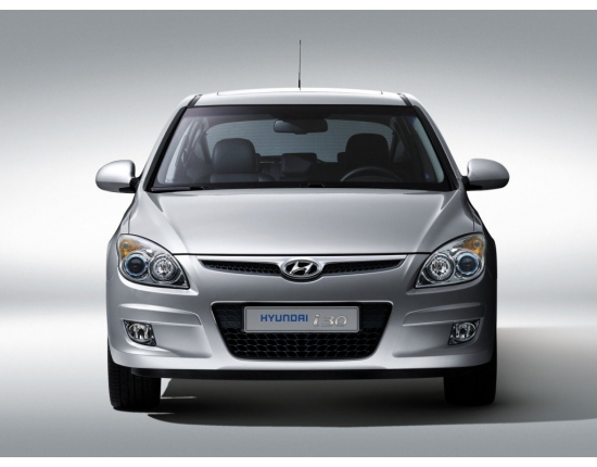 Photo nouvelle hyundai i30 2