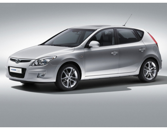 Photo nouvelle hyundai i30 5