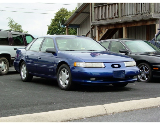 Photo ford taurus 2