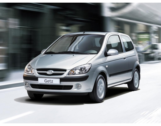 Photo voiture hyundai getz