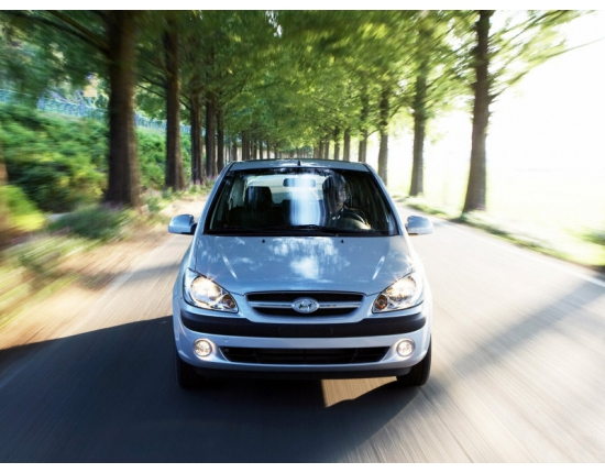 Photo voiture hyundai getz 2