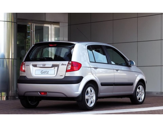 Photo voiture hyundai getz 3