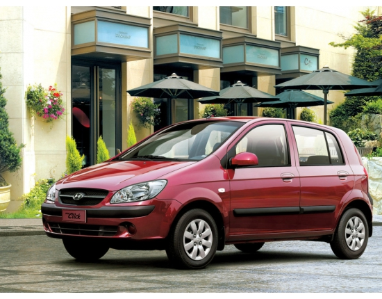 Photo voiture hyundai getz 4