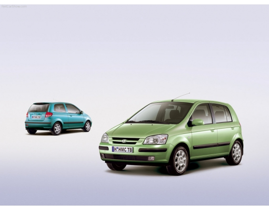 Photo voiture hyundai getz 5