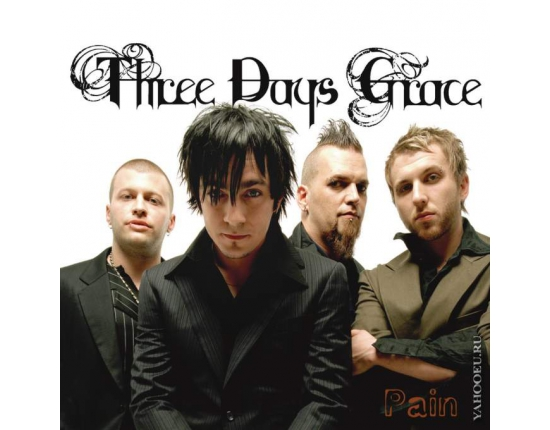 Фото на аву three days grace 4