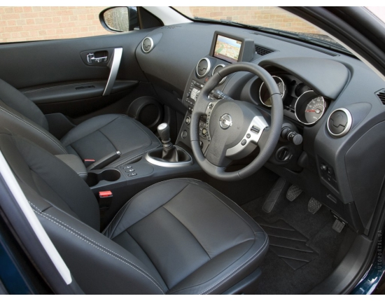 Photo interieur nissan qashqai 3