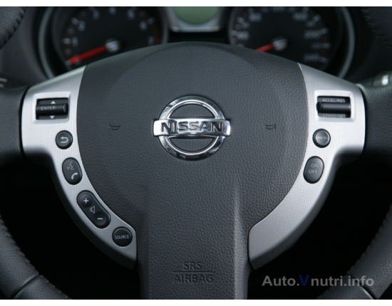 Photo interieur nissan qashqai 5