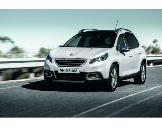 Photo voiture peugeot 2008