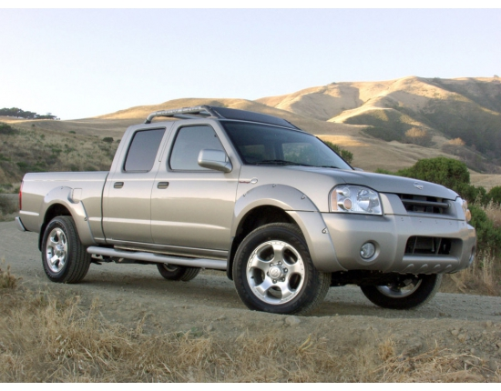 Photo nissan frontier