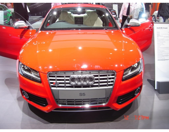 Image of audi car