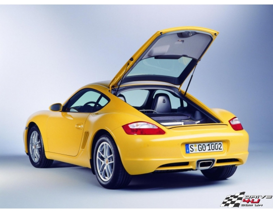 Photo porsche cayman 5