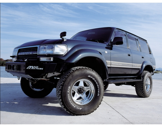 Фото toyota land cruiser 80