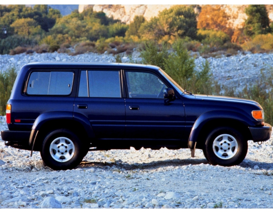 Фото toyota land cruiser 80 3
