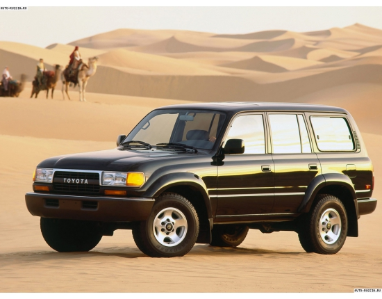 Фото toyota land cruiser 80 5