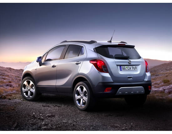 Photo gamme opel 5