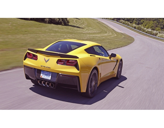 Image of 2015 corvette