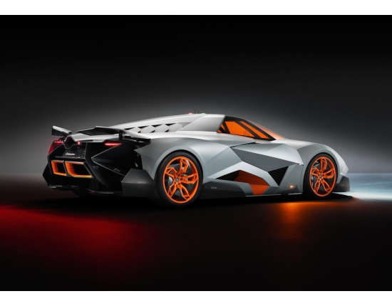 Photo lamborghini egoista