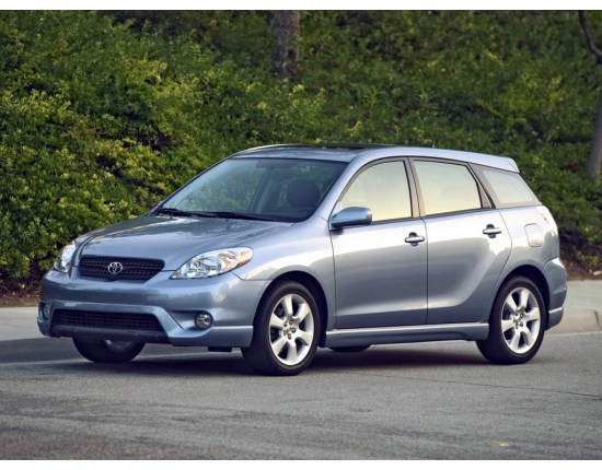 Photo toyota matrix