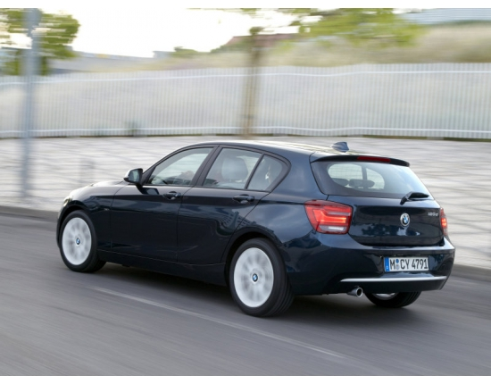 Photo voiture bmw 2012