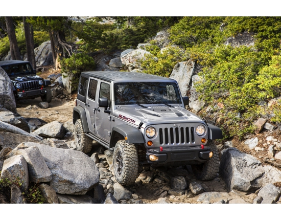 Фото jeep rubicon 3