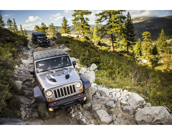 Фото jeep rubicon 4