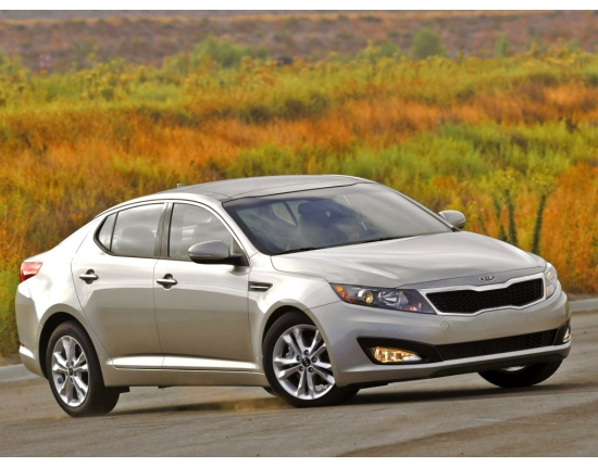 Photo kia optima 2011