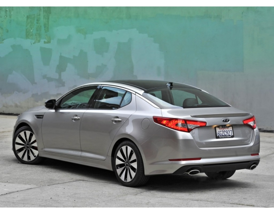 Photo kia optima 2011 5