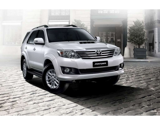Photo toyota fortuner 2013 5