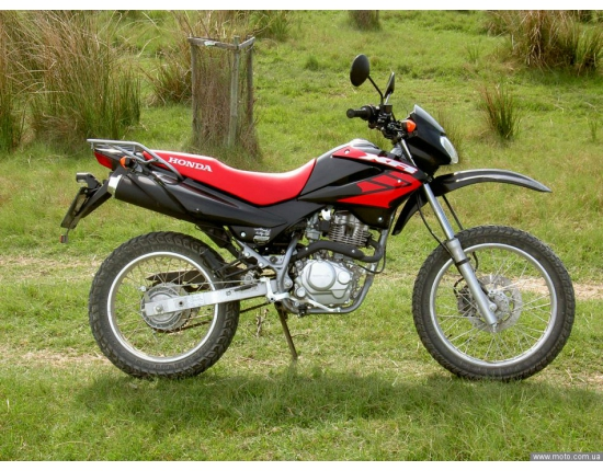 Photo honda xr 125 1