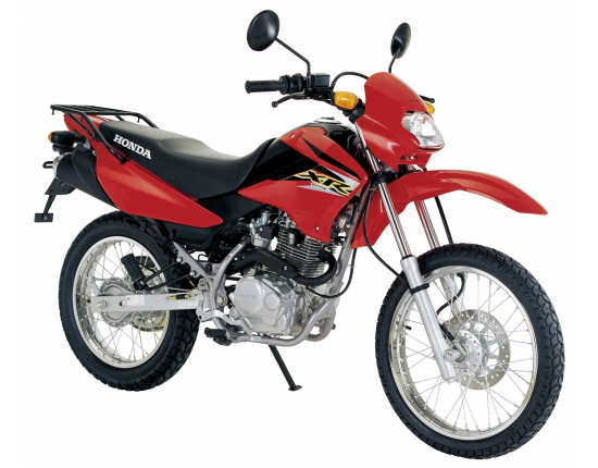 Photo honda xr 125 2