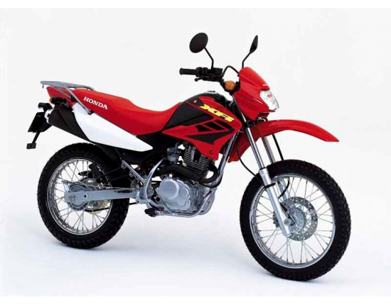 Photo honda xr 125 3