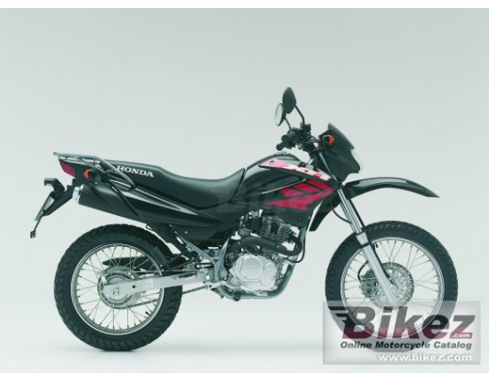 Photo honda xr 125 4
