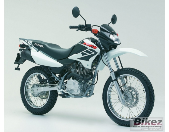 Photo honda xr 125 5