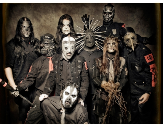 Slipknot image gallery