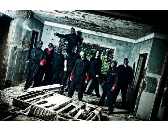 Slipknot band image