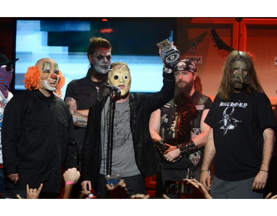 Slipknot mask image