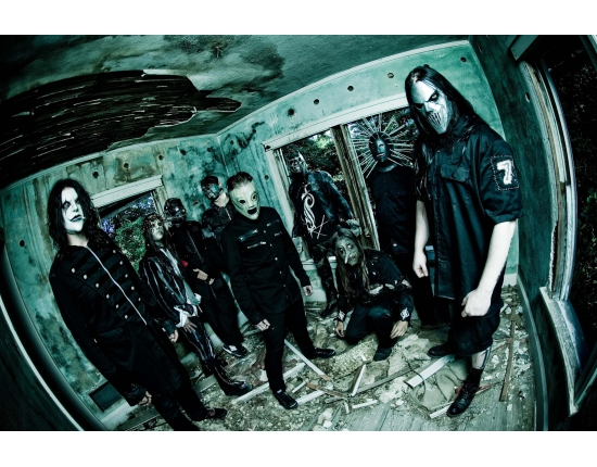 Slipknot photo фото 4