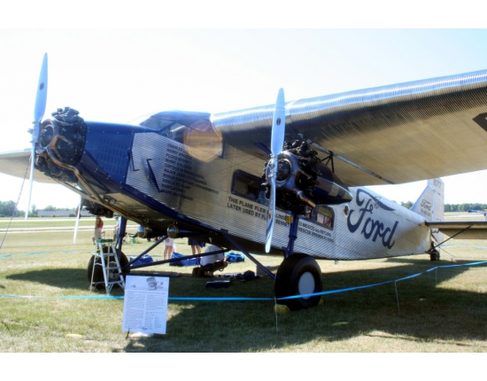 Ford tri motor photo 2