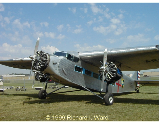 Ford tri motor photo 5