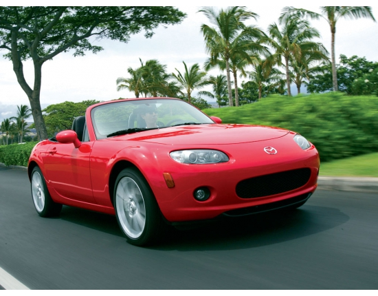Photo nouvelle mazda mx5