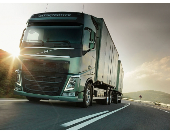 Photo new volvo fh
