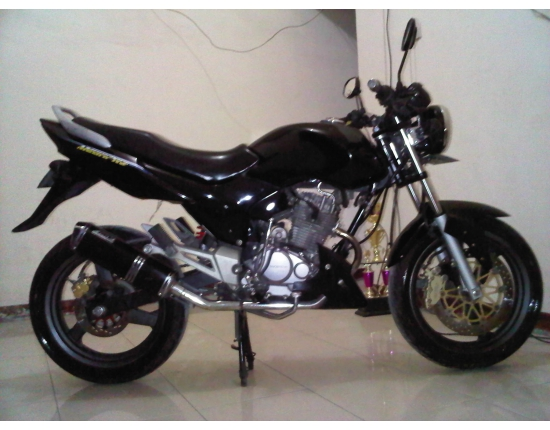 Photo honda new megapro 2