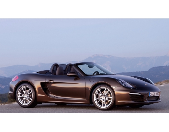 Photo of porsche boxster