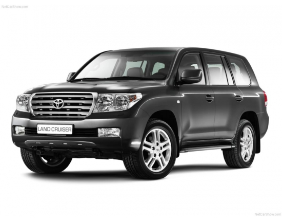 Фото toyota land cruiser 1